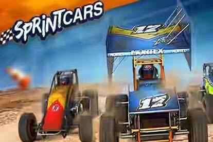 Dirt Trackin Sprint Cars v1.0.5 Full Apk For Android