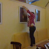 MSF 2013 příprava výstavy