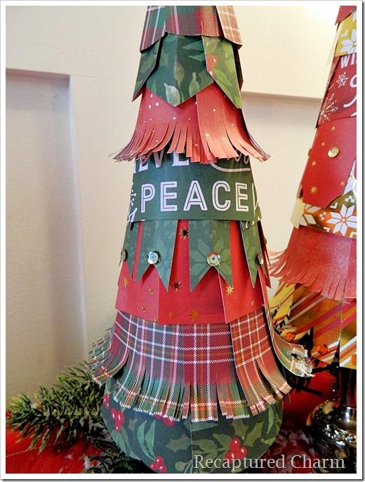paper christmas tree22
