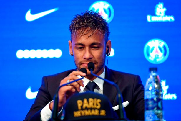 I'm already feels at home at PSG - Neymar