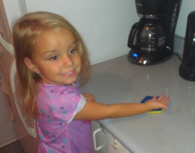 POD: Cleaning Violet