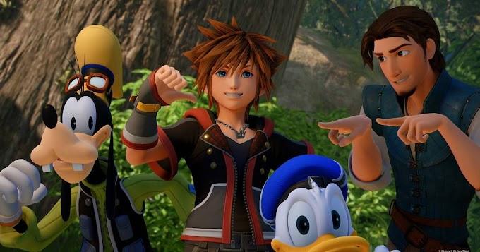 ¿Habrá serie de Kingdom Hearts en Disney+?