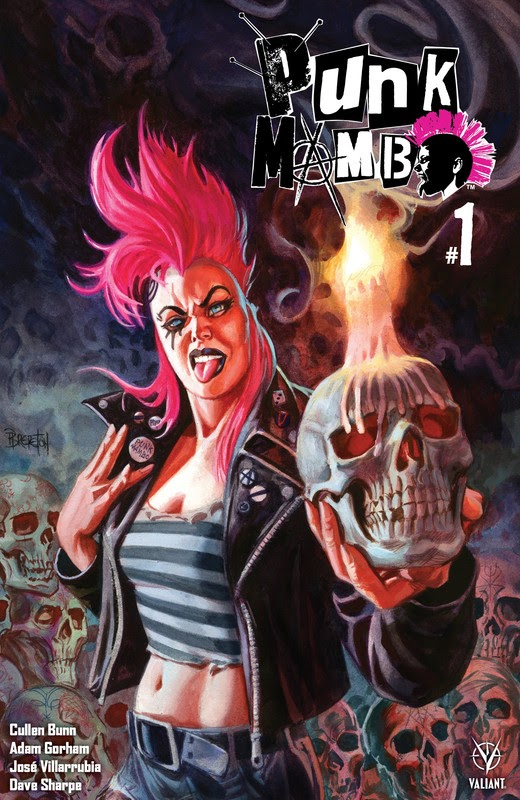 Punk Mambo (2019) - complete