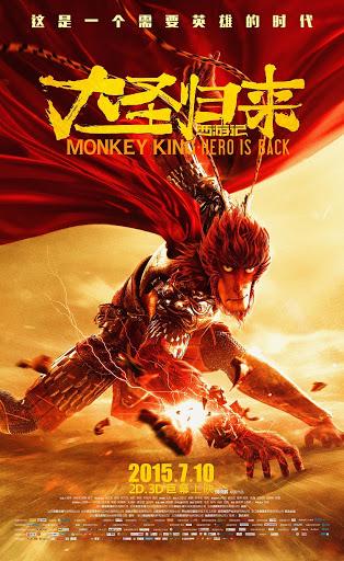 Tây Du Kí: Tôn Đại Thánh Trở Về - The Monkey King-hero Is Back [2015]