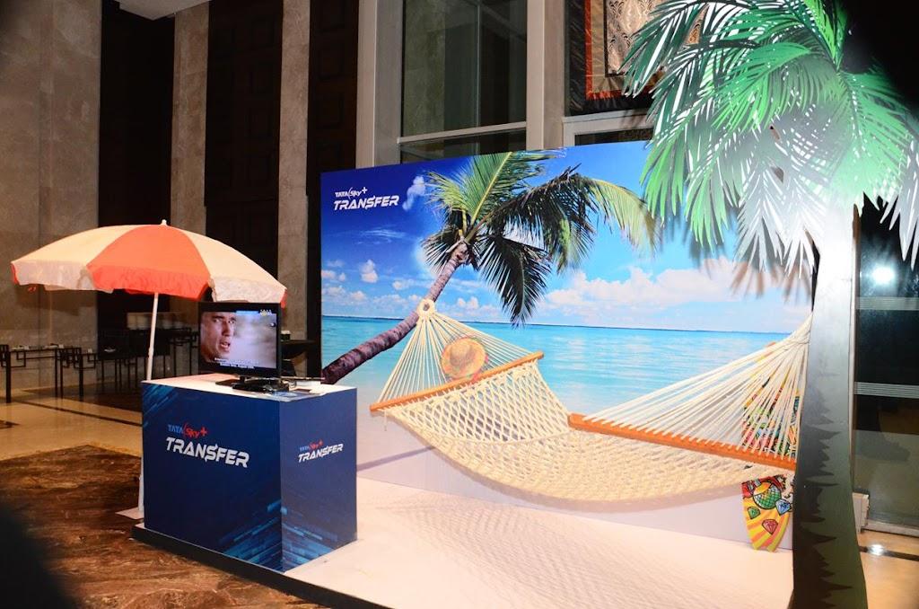 Tata Sky Transfer Product Launch Event - Hotel Paladium 8