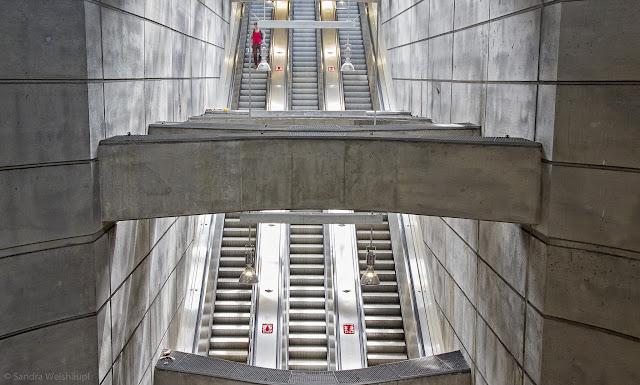 U-Bahn-Station Schottenring - Wien