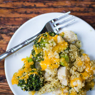 Quinoa Broccoli Chicken Recipes.