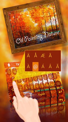 Oil Painting Nature Theme  screenshots 2