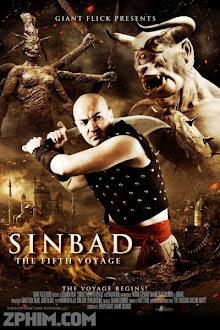 Cuộc Phiêu Lưu Thứ 5 Của Sinbad - Sinbad: The Fifth Voyage (2014) Poster