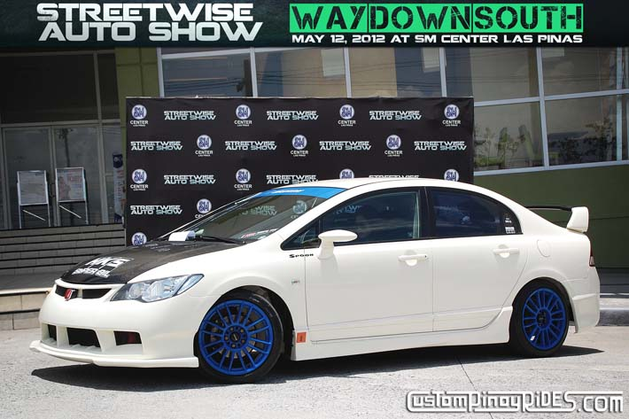 StreetWise Auto Show 2012 Custom Pinoy Rides Part 1 pic1