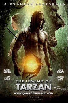 Huyền Thoại Người Rừng - Tarzan