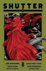 Actualización 31/03/2016: Agregamos Shutter #12, Fin del Acto Uno, traducido por Cosma Fulanita y maquetada a partir de este número por Arsenio Lupín.