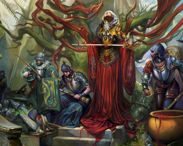 Innocent Destroyer Of Darkness, Magick Warriors 3