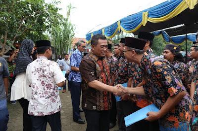 RW Ujung Tombak Pembangunan Di Kota Cirebon