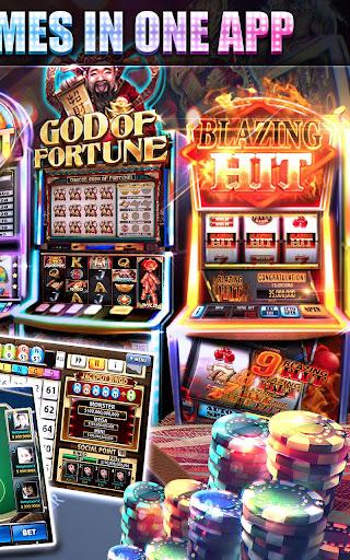 Full House Casino: Lucky Jackpot Slots Poker App  screenshots 9