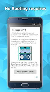 Play Cardboard apps on Gear VR v1.2.7