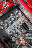 Detail of the fire engine (© 2010 Bernd Neeser)