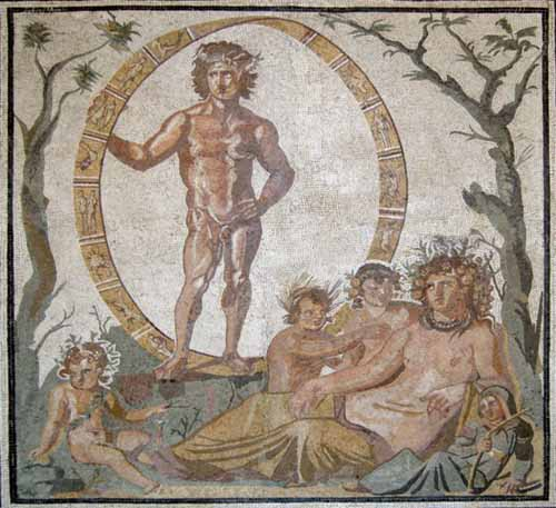 Ouranos Or Uranus, Gods And Goddesses 1