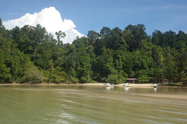 Pulau Gaya (Sabah), 20 août 2011. Photo : J.-M. Gayman