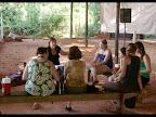 """Cristina La Motte presentando su libro """"Yo que una vez puse tierra en tus pies"""""""