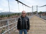 Me on the bridge