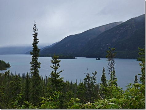 Muncho Lake, Alaska Highway