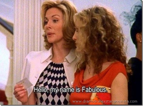hello my name is fabulous