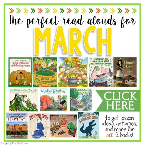 march read aloud, weather, on the same day in march,