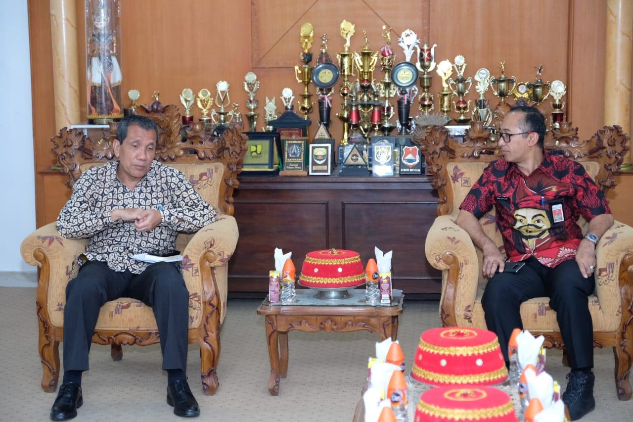 KPK Apresiasi Pemasangan Alat MPOS Pemkab Gowa Dorong Peningkatan PAD