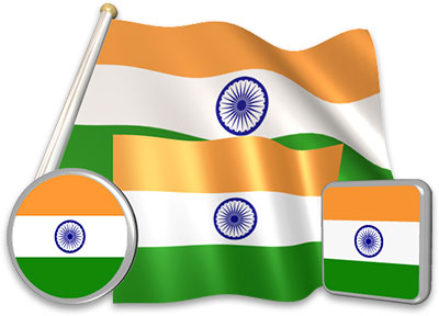 Flag of india pictures animation 3d flags animated waving indian flag animated gif collection negle Image collections
