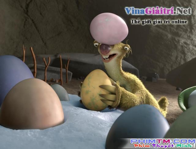 Xem Phim Kỷ Băng Hà 5: Kẻ Trộm Trứng - Ice Age 5: The Great Egg-scapade - phimtm.com - Ảnh 4