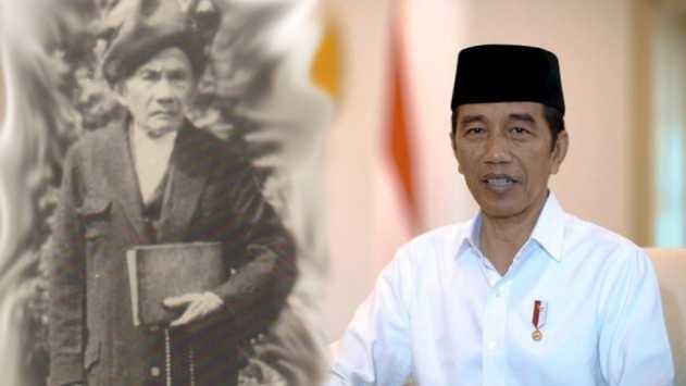 Dinilai Zuhud Terhadap Dunia, JBMI Sebut Banyak Kesamaan Jokowi dengan Tuan Syekh Ibrahim Sitompul.