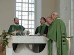 2011年感恩节联合崇拜与吴牧师,师母的银婚纪念感恩见证分享会