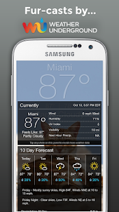 Weather BUB- screenshot thumbnail