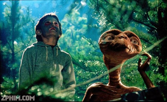 Ảnh trong phim Cậu Bé Ngoài Hành Tinh - E.T. the Extra-Terrestrial 1