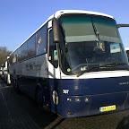 VDL Bova Futura van De Jong Tours / P&O Ferries bus 787