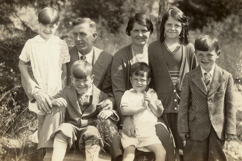 Elaine and Francis Early Years - Francis-family.jpg