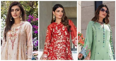 Gul Ahmed Festive Collection 2021 - Available Online