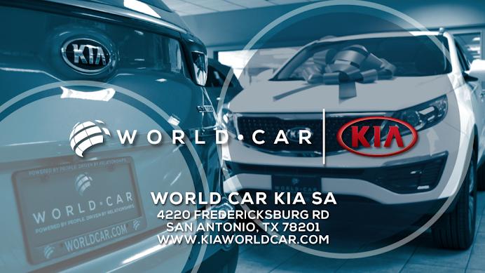 Profile Cover Photo. Profile Photo. World Car Kia