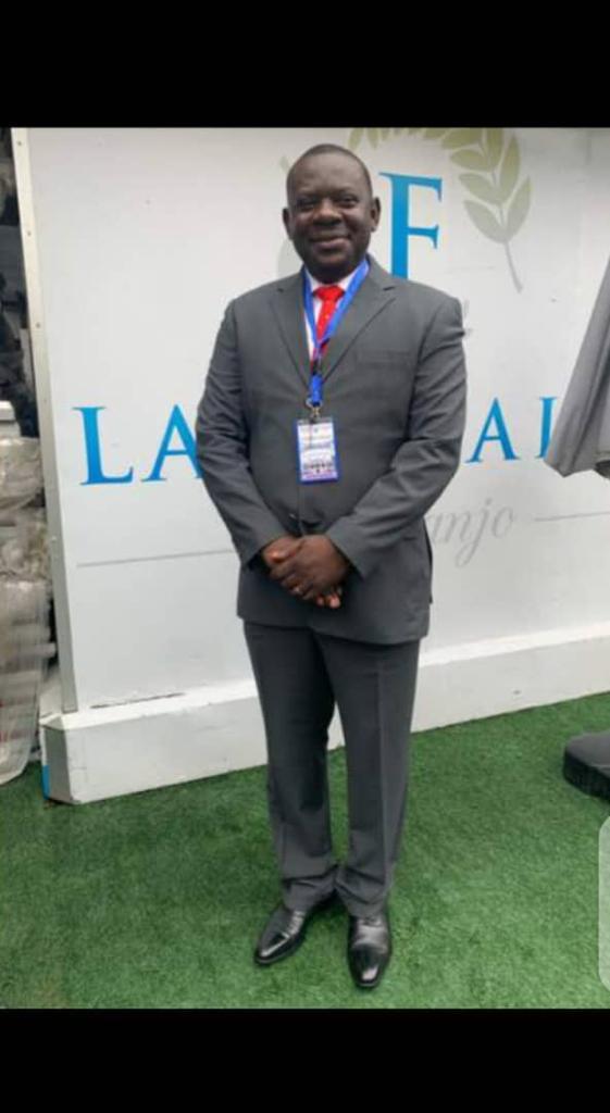 At Guardian Post Award: Edison Fru Ndi voted 2020 Development Champion