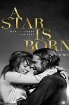 Capa Nasce uma Estrela Dublado 2019 Torrent