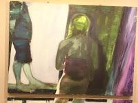 12 Az egyik kiállított festmény.JPG