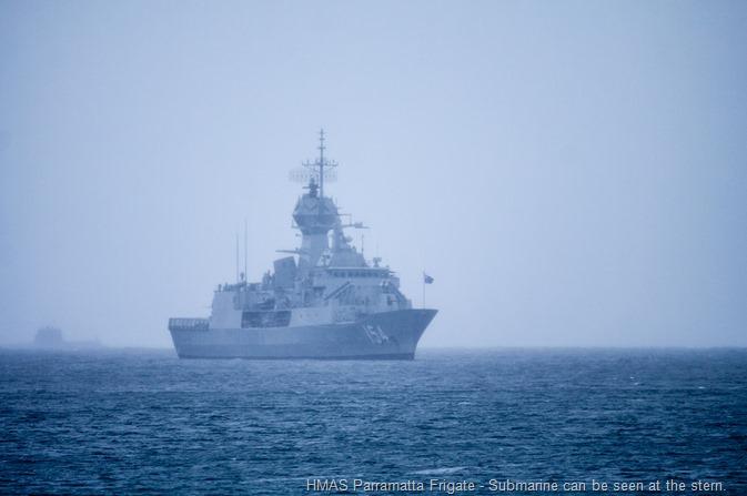 HMAS-Parramatta-(IV)-FFH-154-Frigate-Helicopter