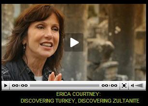 Erica Courtney Discovering Zultanite
