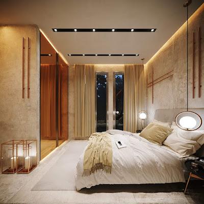 ديكورات غرفة نوم الاهل