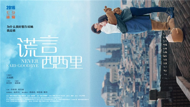 Never Said Goodbye / Under the Sicily Sky China / Korea Movie