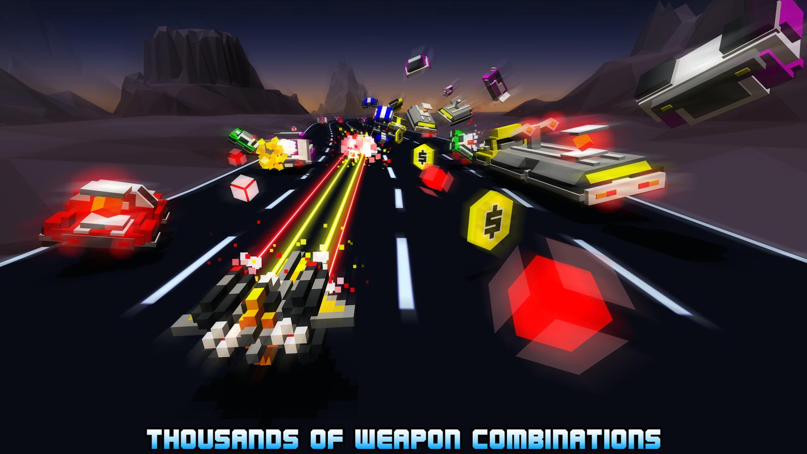 Hovercraft: Takedown- screenshot