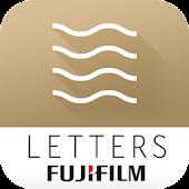 おしゃれ年賀状「LETTERS」(富士フイルム公式アプリ)