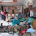 Gugah Empati Masyarakat, Anggota TNI Koramil Gandrungmangu Donorkan Darah