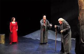 Œdipe-Roi, présentée à Alger : « L'art du mouvement lent »